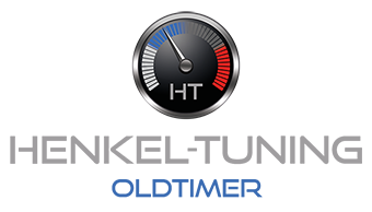 Henkel-Logo Oldtimer